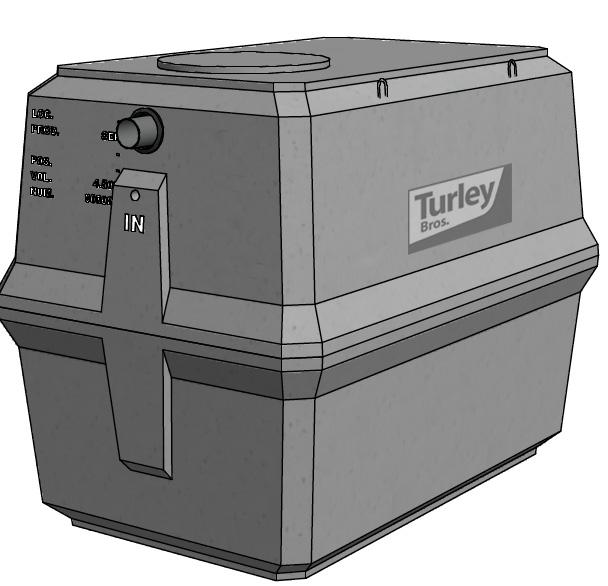 Underground Water Storage Tanks Turley Bros