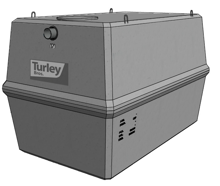 Underground Water Storage Tanks Turley Bros
